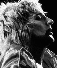 """ A zombie Rod Stewart....!"""